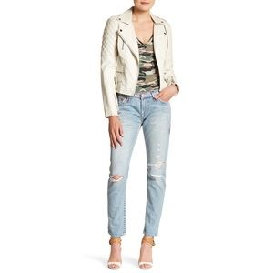 True Religion Audrey Slim Boyfriend Super T Jeans